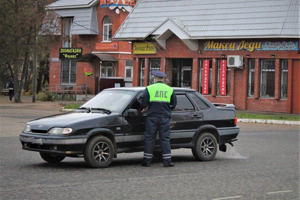 Волоколамские полицейские провели профилактическую акцию «Детское кресло»