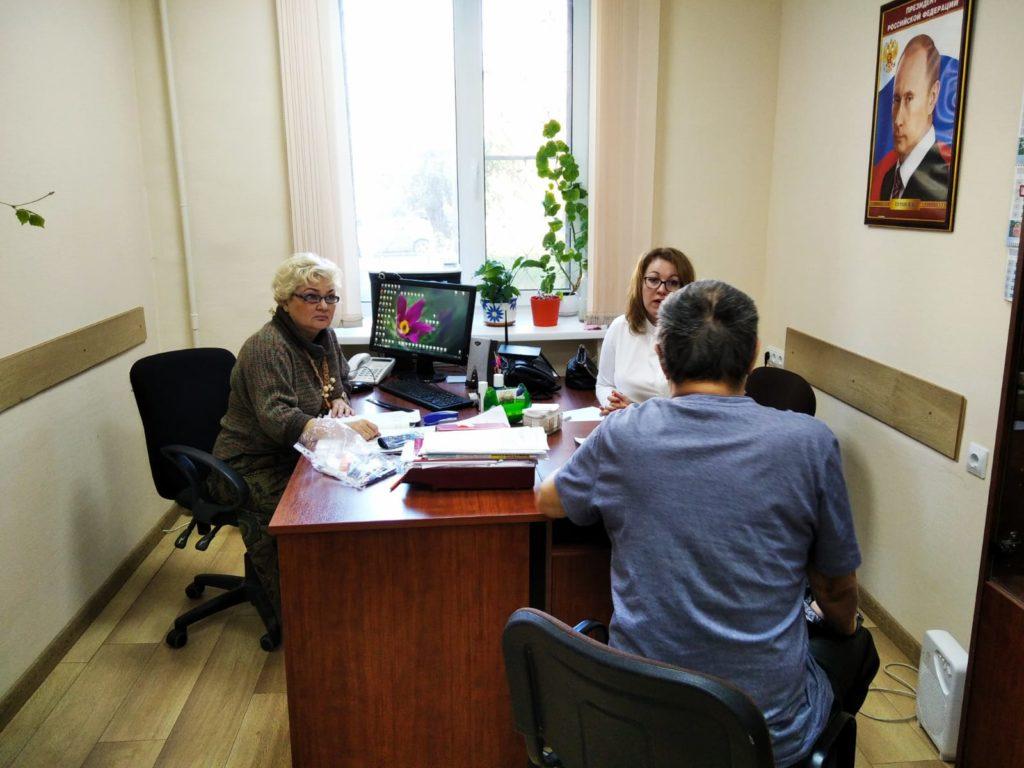 Профессиональные адвокаты помогают в проведении правового марафона для пенсионеров в Подмосковье