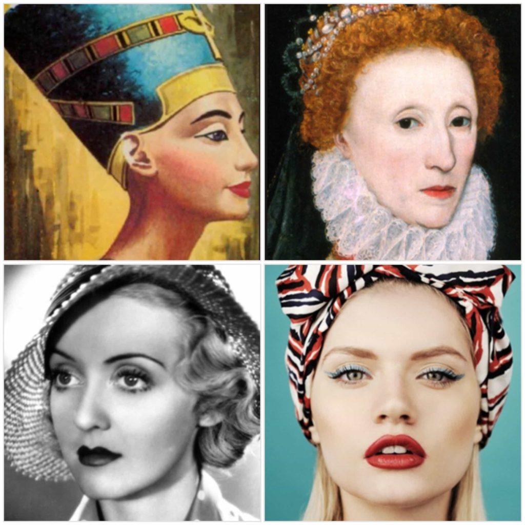 Интересные факты из истории косметики и макияжа