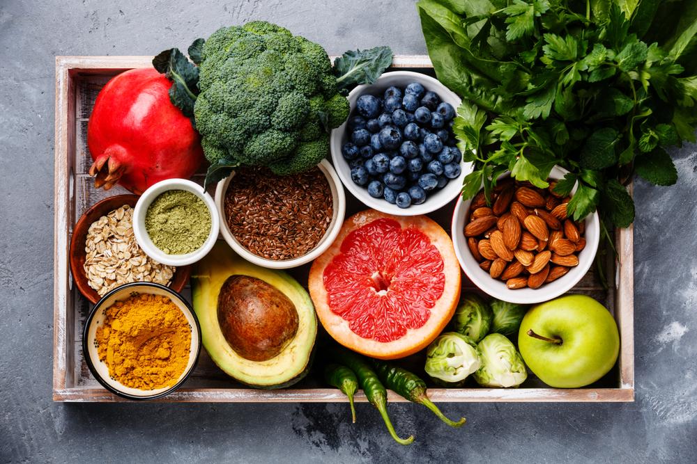 Какие продукты стоит обязательно включить в рацион осенью