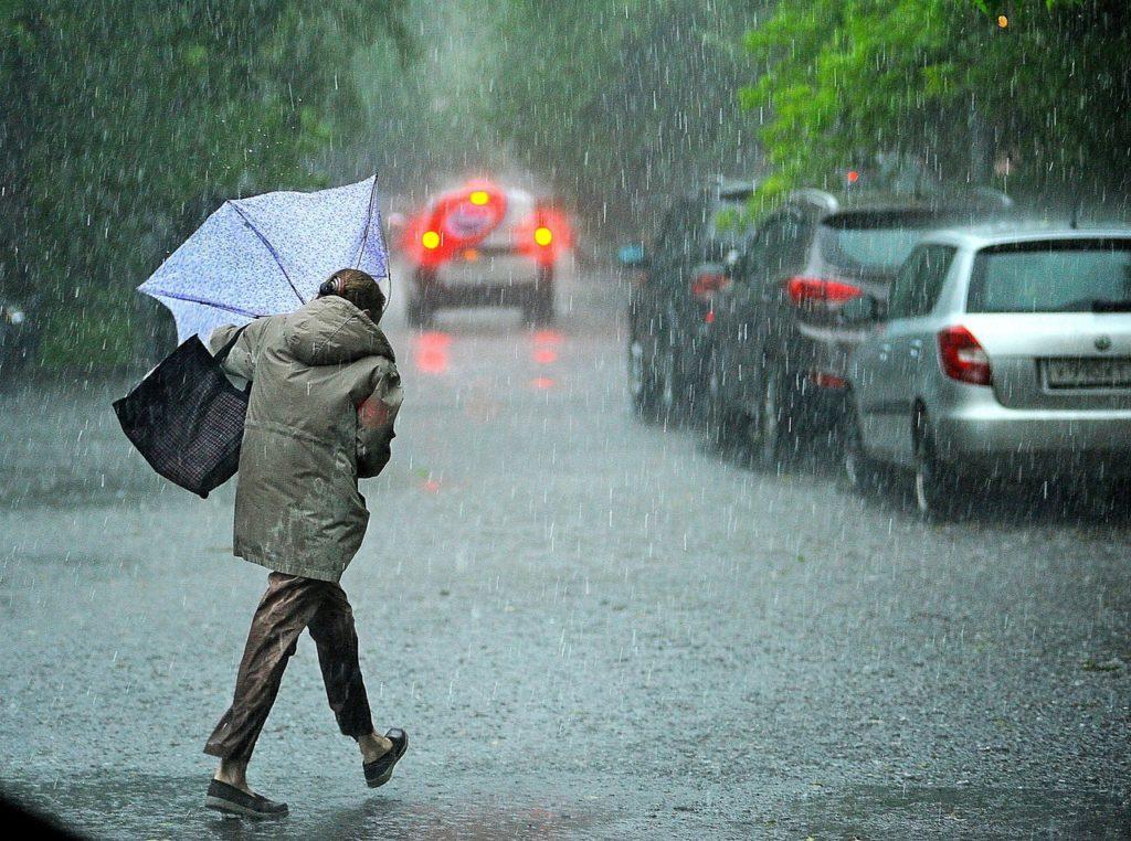 Волоколамцев предупредили о сильном дожде в ближайшие дни