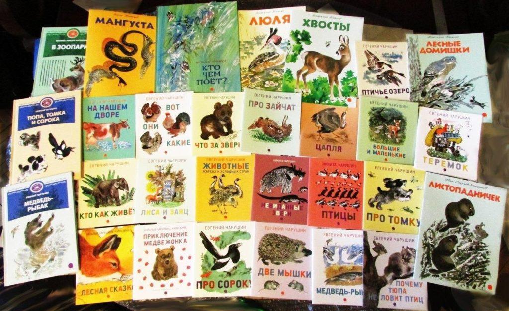 Беседа «Писатели о животных» в библиотечном пункте деревни Судниково