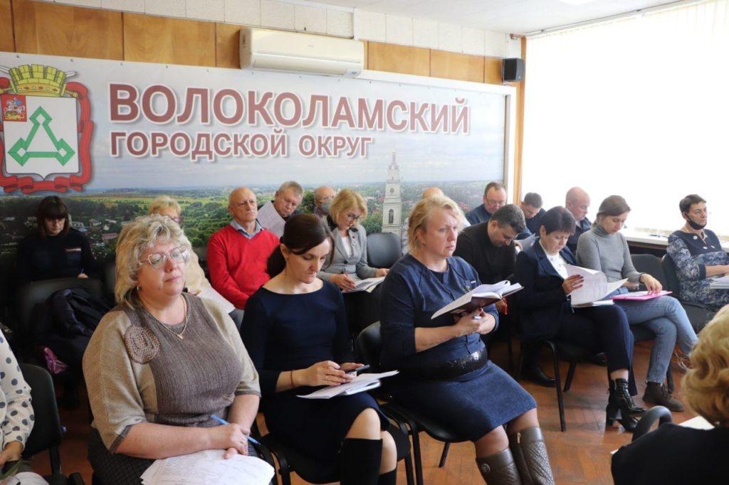 Подготовка к юбилейной дате идёт полным ходом в Волоколамске