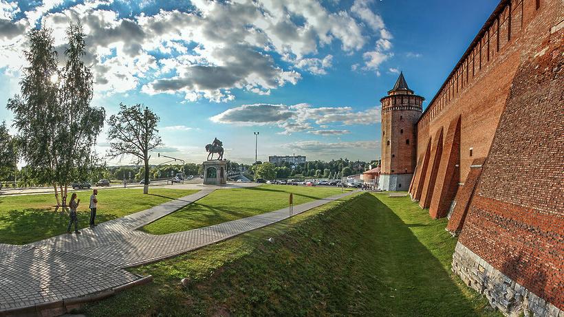 Стали известны самые популярные среди туристов кремли Подмосковья
