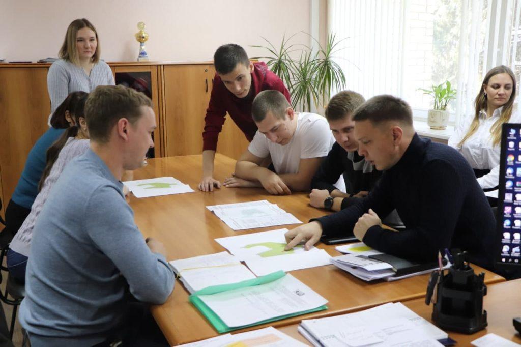 В Волоколамске обсудили развитие городского парка