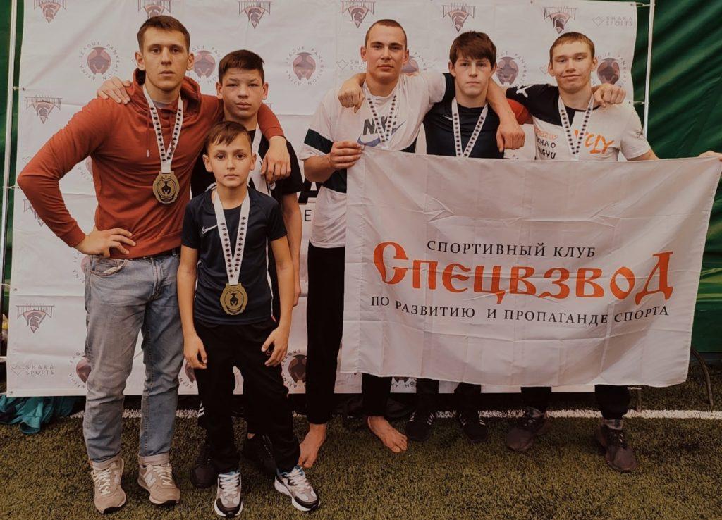 Шесть волоколамских спортсменов стали чемпионами в соревнованиях по панкратиону