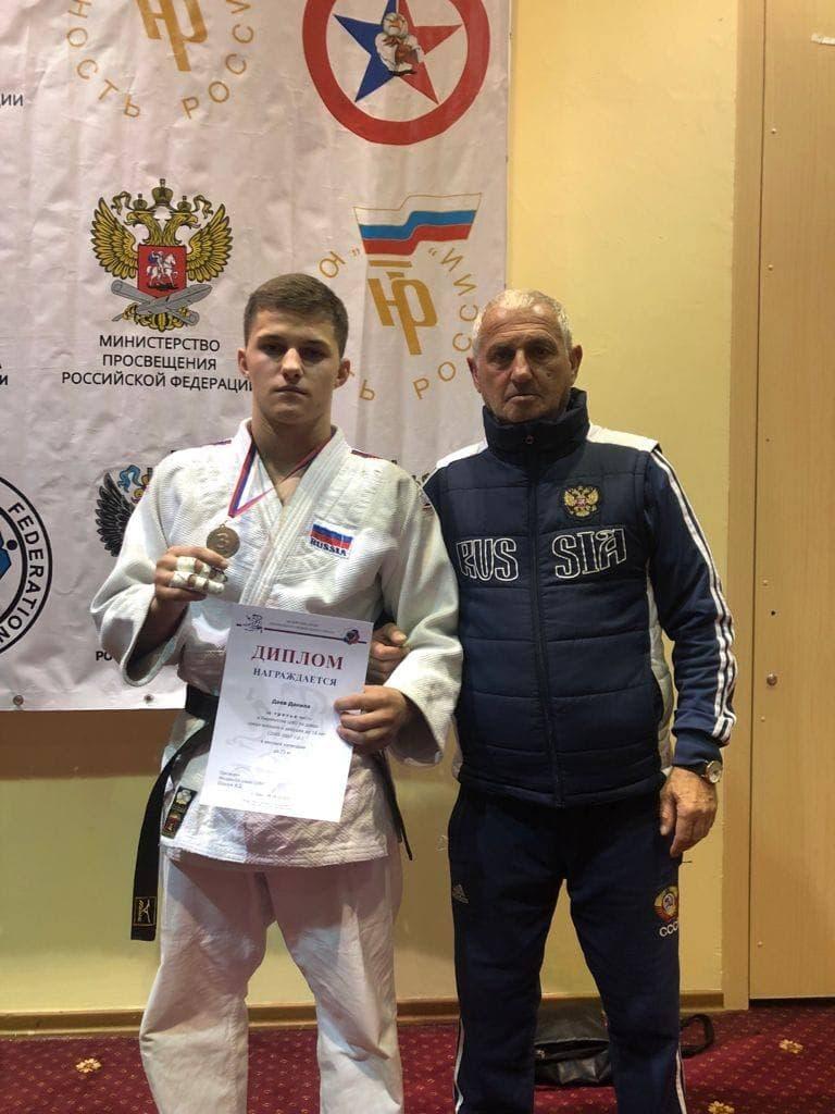В городе Орёл состоялось Первенство Центрального Федерального Округа России по дзюдо среди юношей и девушек до 18 лет