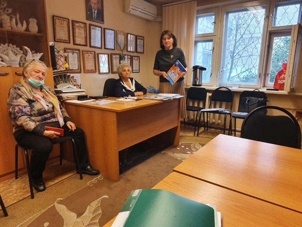 Екатерина Семёнова: Правовой марафон выявил запрос пенсионеров на организацию социального такси